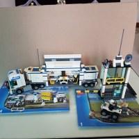 Lego Police Truck Set 7743, Toys & Games, Bricks ...