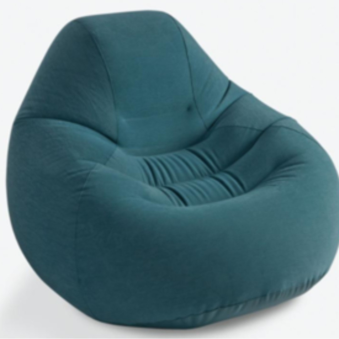 air bag chair plastic kids table and chairs airbag furniture sofas on carousell