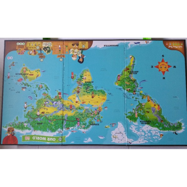 20 Leapfrog Interactive World Map Pictures And Ideas On Meta Networks
