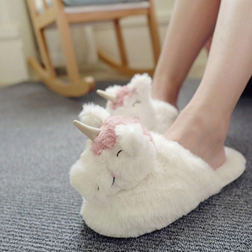 Fluffy Bedroom Slippers Singapore