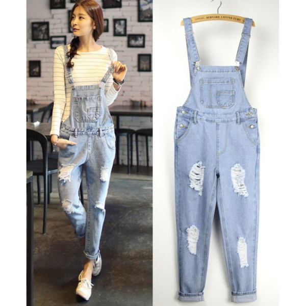 Maong Jumper Pants With Pocket Women' Fashion Clothes Jeans & Shorts Carousell
