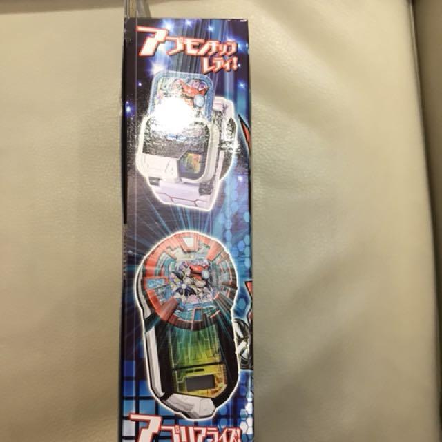 數碼暴龍app世代~程式驅動器(在日本購買), 玩具 & 遊戲類, 玩具 - Carousell