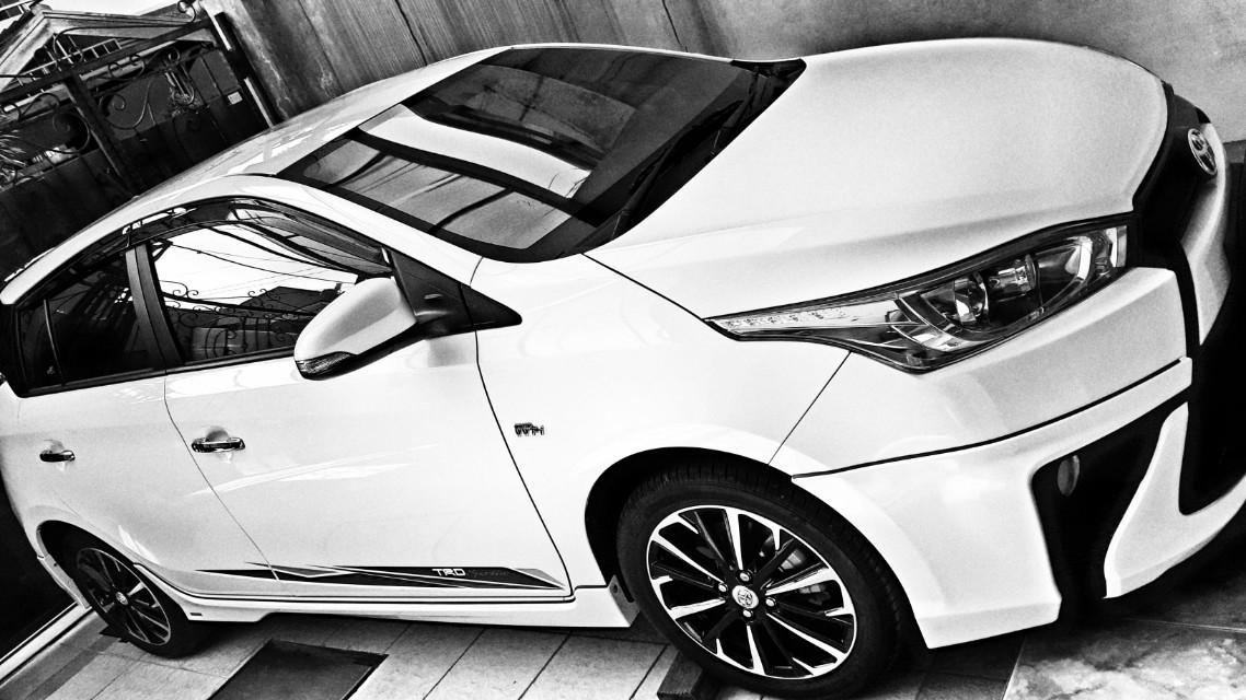 toyota yaris trd sportivo 2017 new agya 2018 white matic mobil motor untuk dijual di carousell
