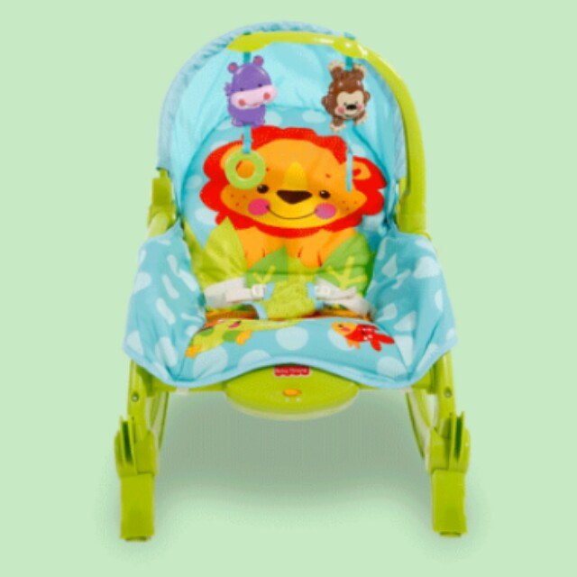 baby throne chair wooden office on wheels rocker babies kids carousell