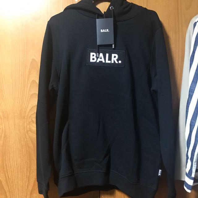balr black bogo hoodie