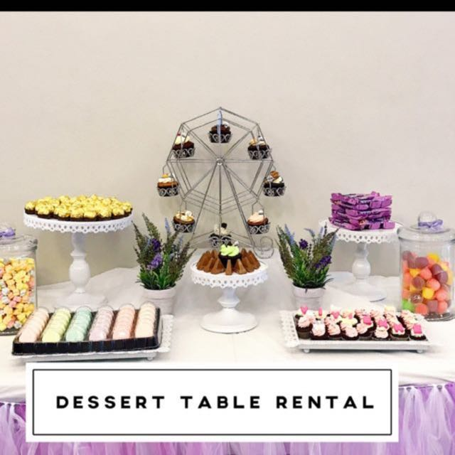 Party Decorations Diy Dessert Table Rental Everything Else Di