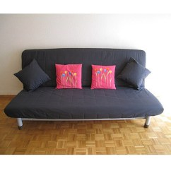 Ikea Bed Chair Covers Recliner Ebay Futon Cover Beddinge