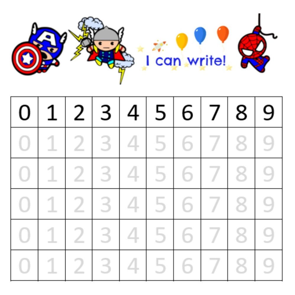 medium resolution of Baby Writing Abc Worksheet
