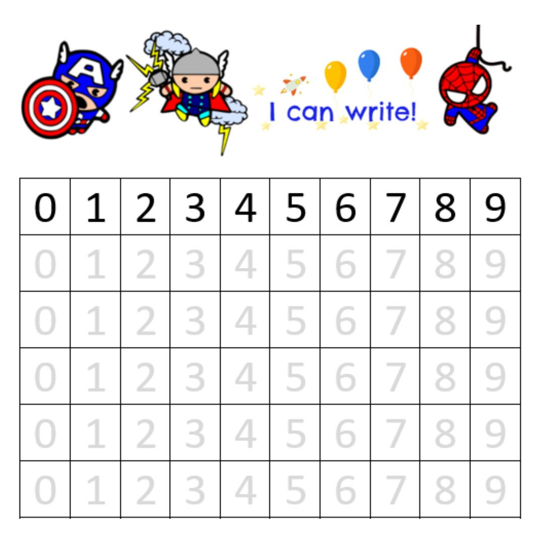 hight resolution of Baby Writing Abc Worksheet