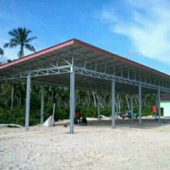 Kanopi Baja Ringan Atap Spandek Pasir Property For Sale On Carousell