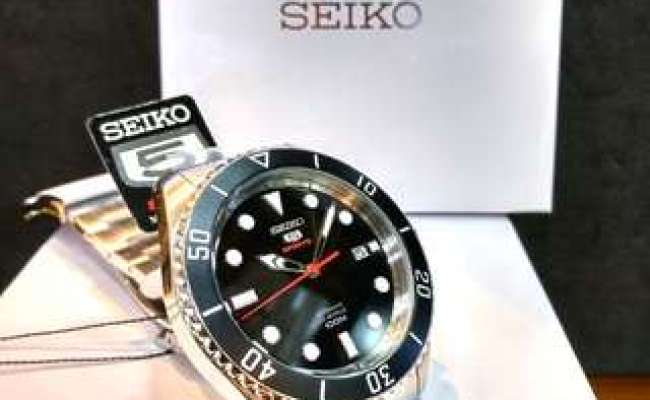 Srpb31j1 New Seiko 5 Sports 24 Jewel 100m Automatic