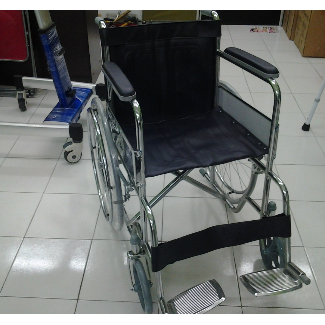 wheelchair gst stool chair making hospital everything else others on carousell