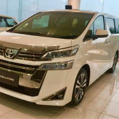All New Toyota Vellfire 2018 Harga Grand Avanza Veloz 2015 Cars For Sale On Carousell
