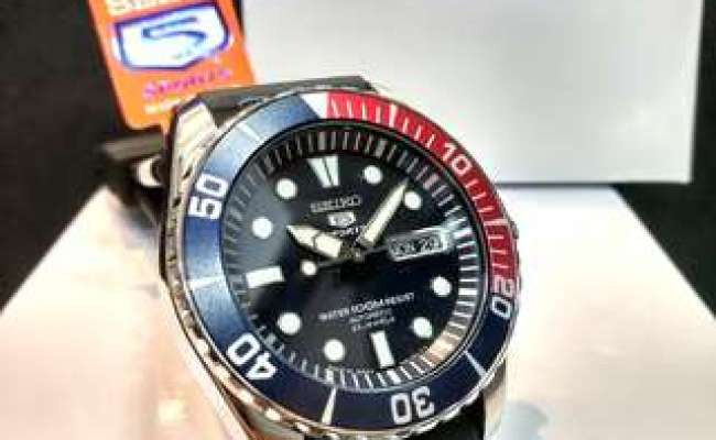 Mod Parts For Seiko Urchin Snzf17 Men S Fashion Watches