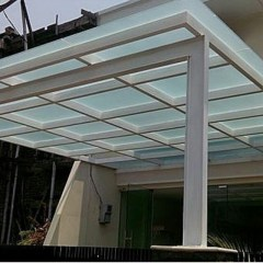 Baja Ringan Awning Canopy Minimalis Upvc Home Furniture On Carousell