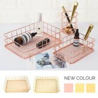 PROMO ROSE GOLD Desk Organiser / Copper/ A4 Magazine ...
