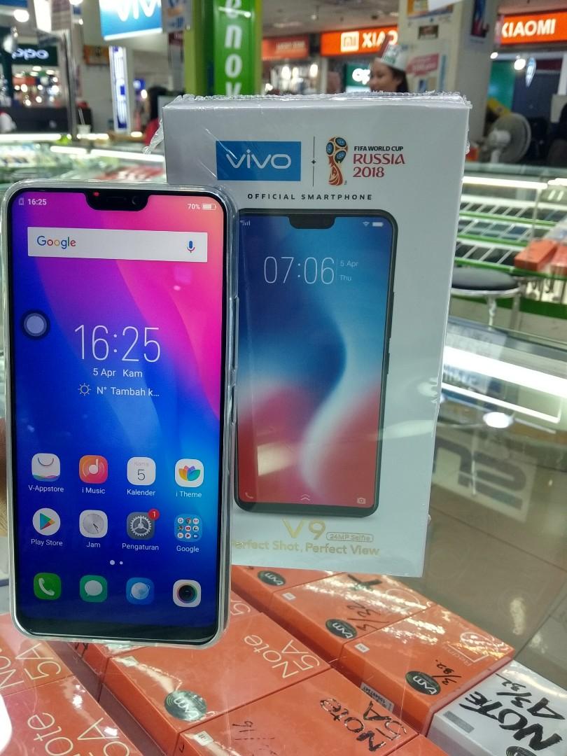 Gambar Handphone Vivo V9