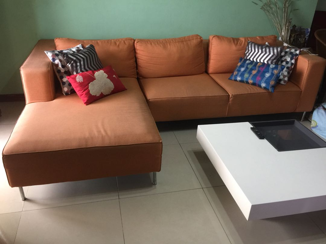 Mandaue Foam Sofa Set Home Furniture On Carou