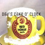 Beermug Fondant Cake Food Drinks On Carousell