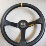 Original Sparco Leather Steering Wheel Car Accessories On Carousell
