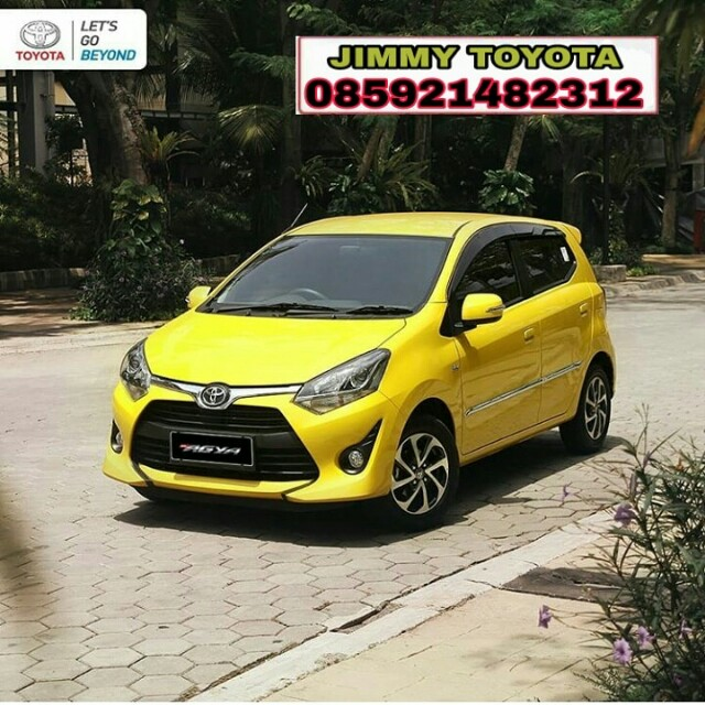 new agya trd 2018 kredit grand avanza toyota cars for sale on carousell