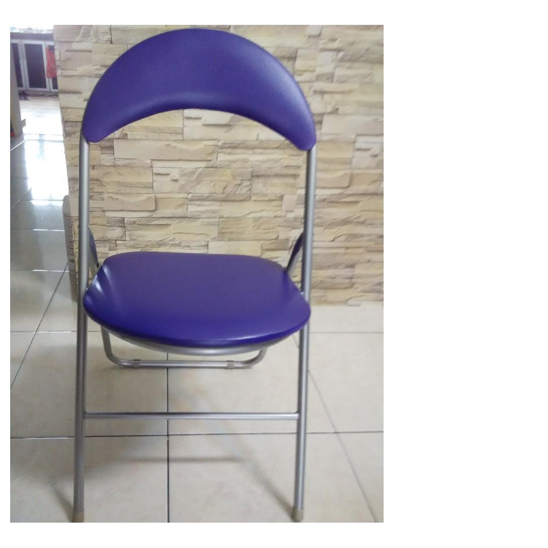 Soft Folding Chairs Foldable Chair With Soft Seat