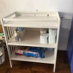 Ikea Gulliver Changing Table Babies Kids Nursing Feeding On Carousell