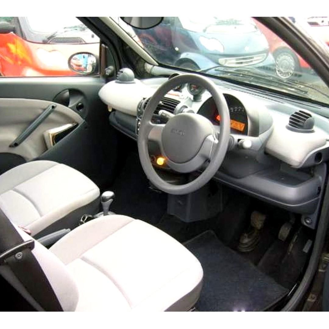 Smart fortwo (450)(98-07) car mats.. 汽車配件. 改裝、內外零件 - Carousell
