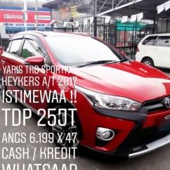 Toyota Yaris Trd Heykers Harga Grand New Avanza 2015 Sportivo A T 2017 Istimewaaa Mobil Motor Untuk Dijual Di Carousell