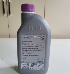 original audi engine coolant g13 car accessories accessories on carousell [ 1080 x 1440 Pixel ]