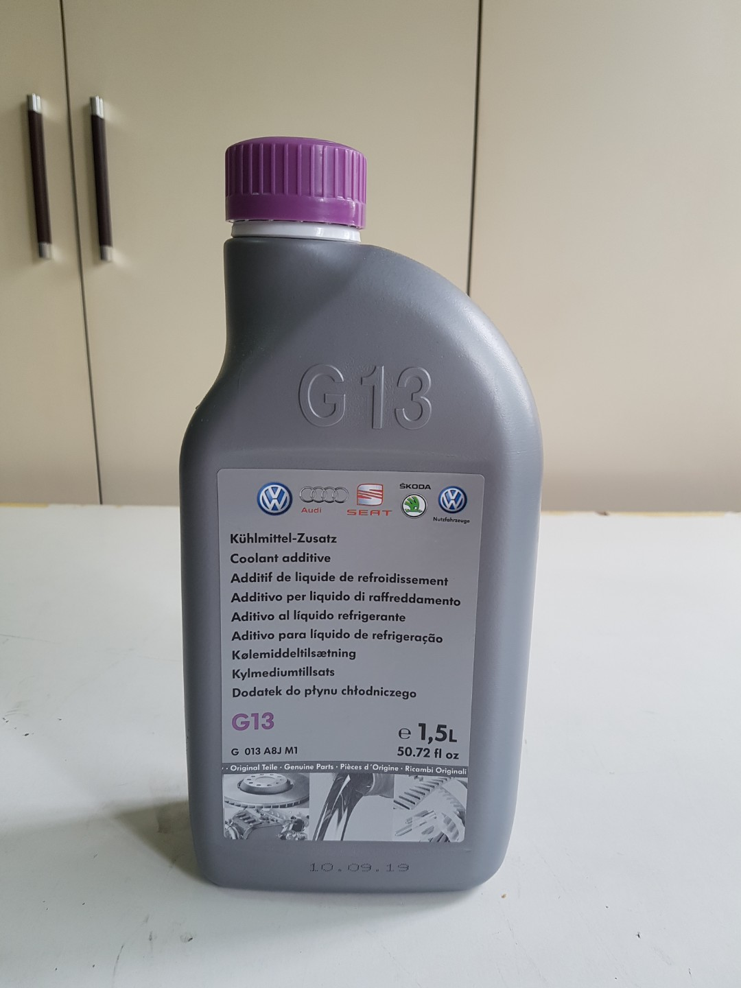 hight resolution of original audi engine coolant g13 car accessories accessories on carousell