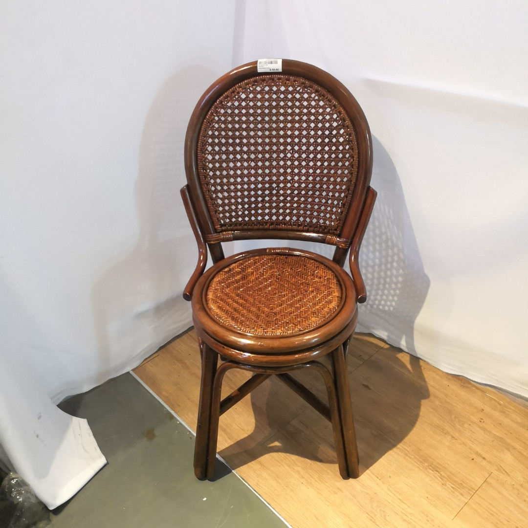 Vintage Rattan Chair Vintage Antique Rattan Chair