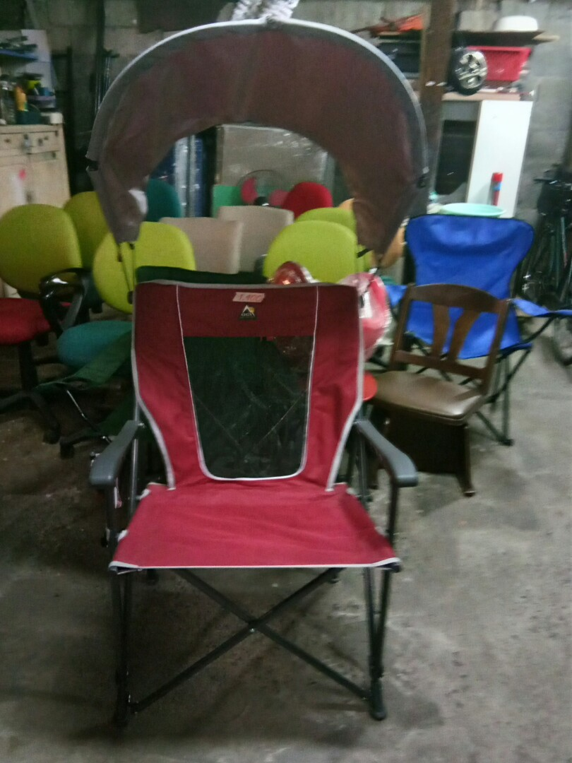 Camping Chair With Canopy Camping Chair With Canopy
