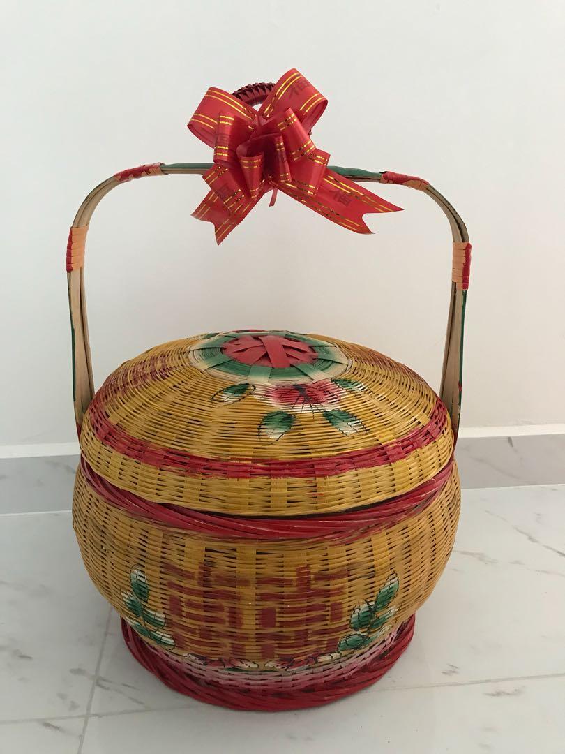 chinese basket wedding full