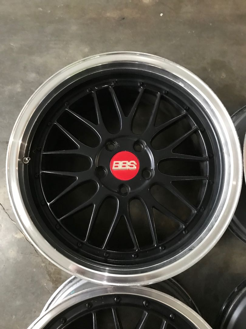 hight resolution of rim bbs lm 18 inch camry accord inspira estima auto accessories on carousell