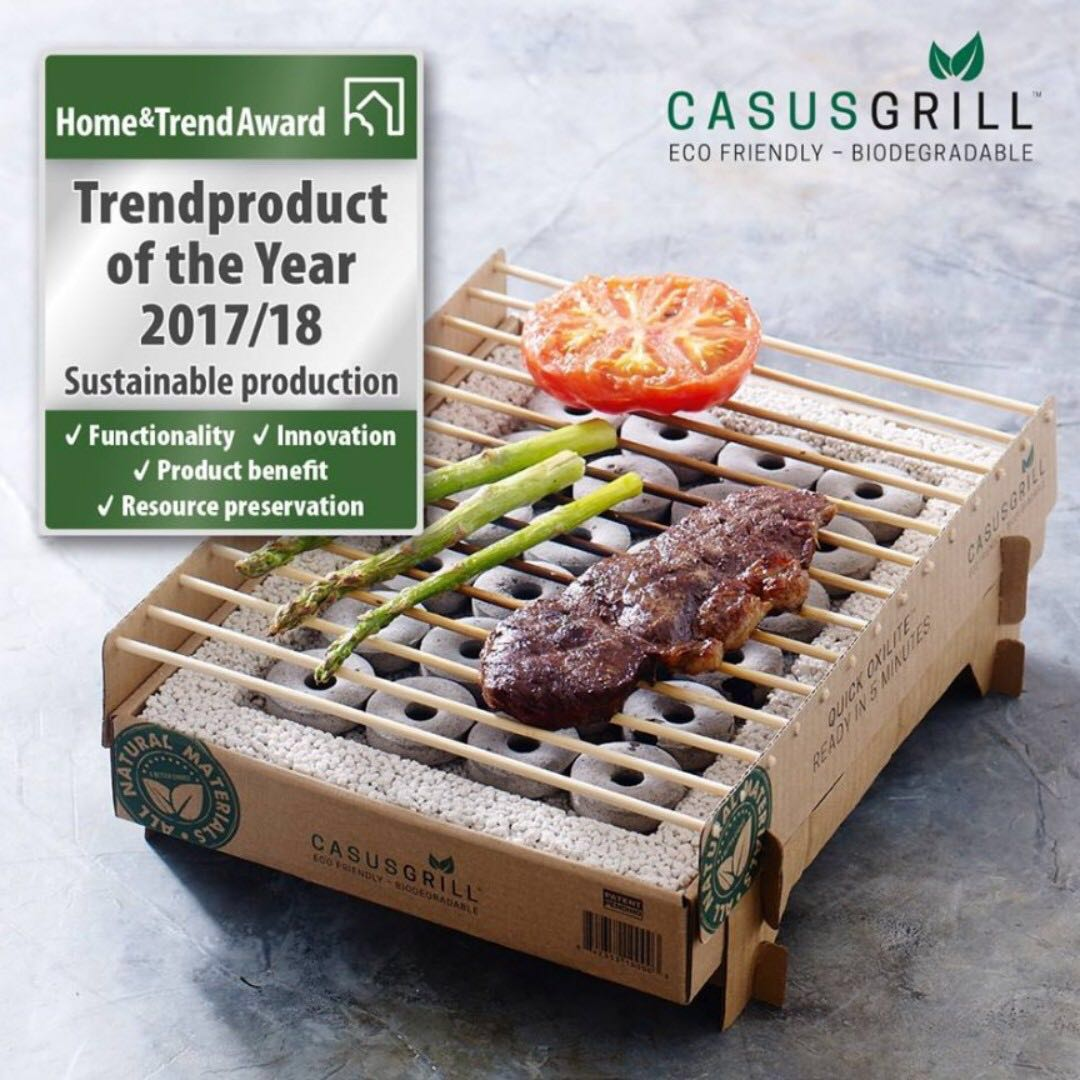 Casusgrill Easy Bbq Craft Grill Home Appliances Kitchenware On Carousell