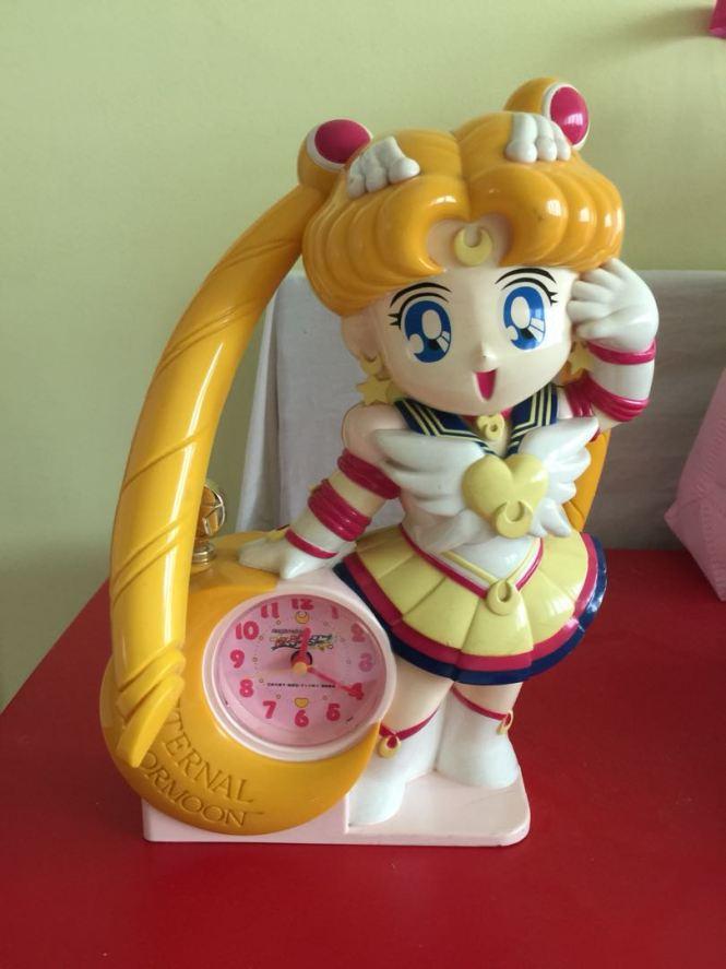 Sailor Moon Alarm Clock Hobbies Toys