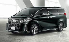 all new alphard facelift toyota yaris trd merah brand with sun moon roof for rent suitable limousine service or personal use cars vehicle rentals on carousell