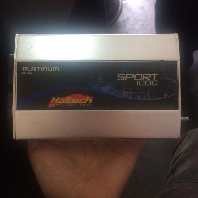 Haltech Platinum Sport 1000 Rx7 on