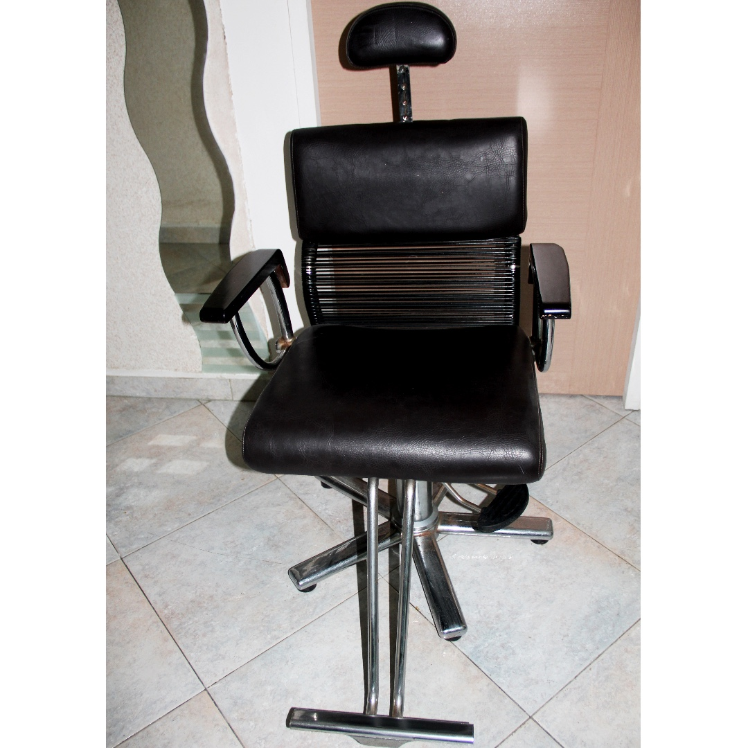 Reclining Makeup Chair Professional Hairdresser Makeup Chair Reclining Leather