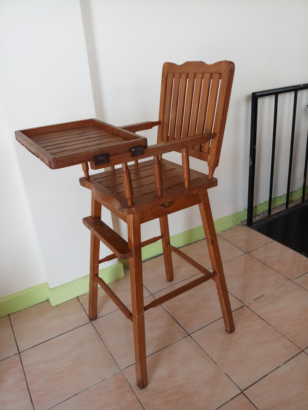 Wooden High Chairs For Babies Wooden High Chair