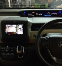honda freed 2018 installed super hd night vision 360 all view camera car accessories accessories on carousell [ 1080 x 810 Pixel ]