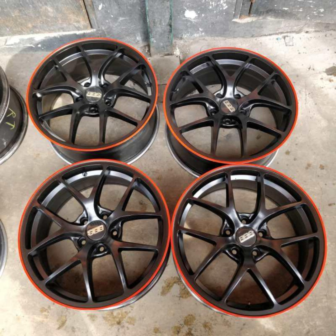 hight resolution of sport rim 18inch bbs civic camry accord kia k5 k3 auto accessories on carousell