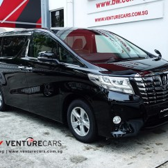All New Alphard 2.5 X Brand Camry Se Toyota 2 5x 8 Seater Cars For Sale On Carousell Photo