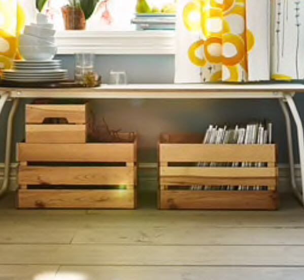Where To Find Used Wooden Crates