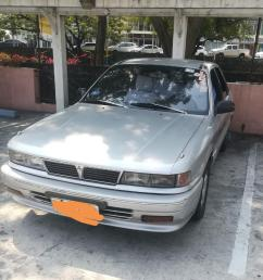 1992 mitsubishi galant 1 8 sohc super saloon mpi electronic controlled injection mt on carousell [ 878 x 1080 Pixel ]