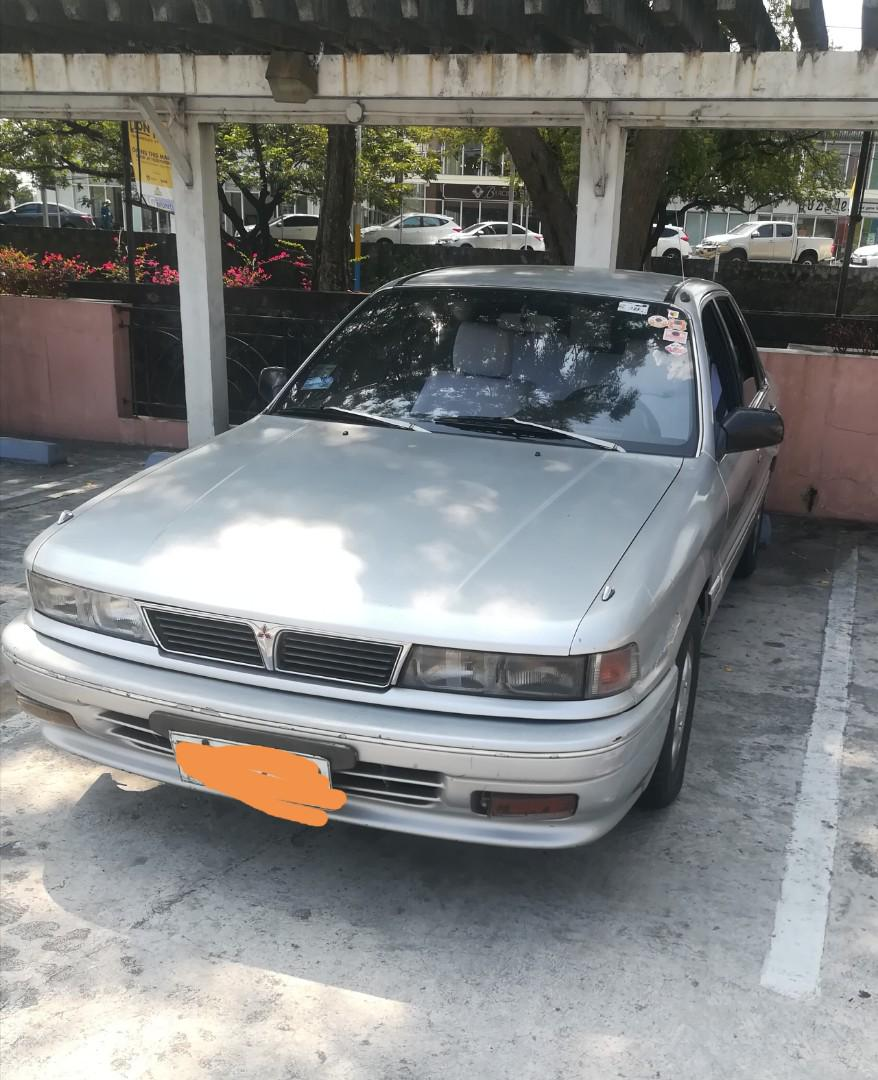 hight resolution of 1992 mitsubishi galant 1 8 sohc super saloon mpi electronic controlled injection mt on carousell