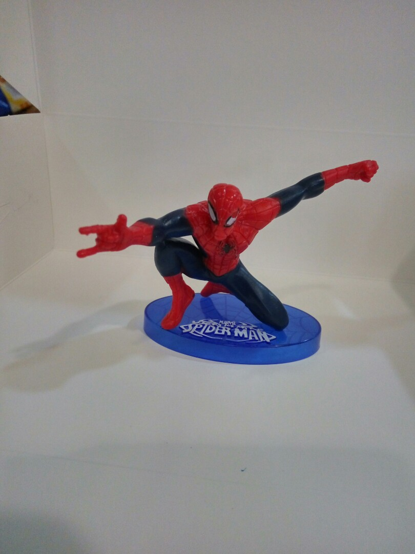 Spiderman Figurine Cake Toppers Everything Else On Carousell