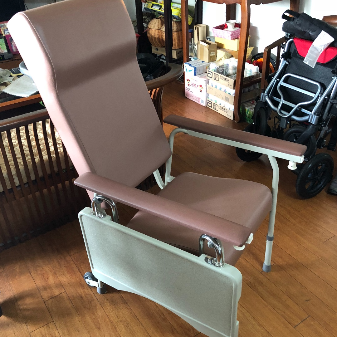 geriatric chair for elderly ford explorer with second row captain chairs bion manual adjustable height share this listing