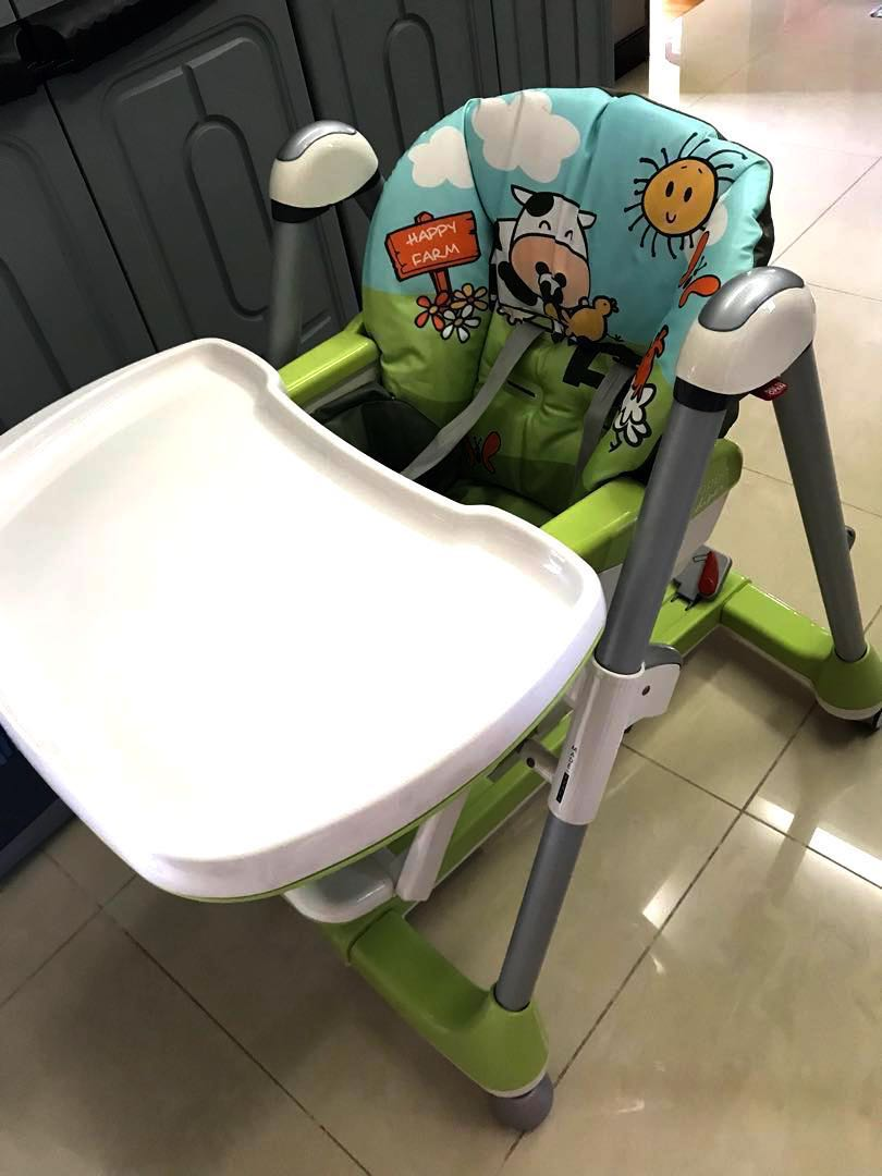 Perego High Chair Peg Perego Prima Pappa Baby High Chair